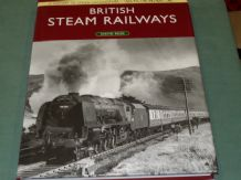 BRITISH STEAM RAILWAYS - A HISTORY OF STEAM LOCOMOTIVES...